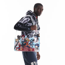 Load image into Gallery viewer, NARUTO CHUNIN EXAM TOTE BAG (CLEAR)