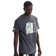 Load image into Gallery viewer, BLEACH NELLIEL SHIRT (CHARCOAL)