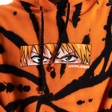 Load image into Gallery viewer, BLEACH ICHIGO EYES HOODIE (TIE DYE)