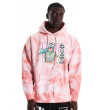 Load image into Gallery viewer, BLEACH NEL HOODIE (TIE DYE)