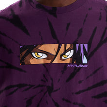 Load image into Gallery viewer, BLEACH YORUICHI EYES SHIRT (TIE DYE)