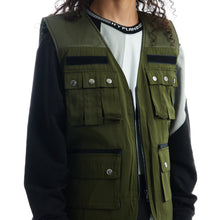 Load image into Gallery viewer, NARUTO JONIN TACTICAL VEST (OLIVE)