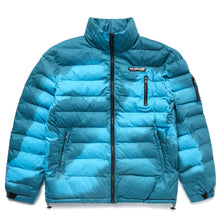 Load image into Gallery viewer, H+PLUS THERMO REACTIVE  PUFFER JACKET (AQUA)