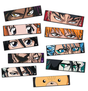 BLEACH EYES STICKER PACK