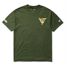 Load image into Gallery viewer, HXH GOLDEN GON SHIRT (OLIVE)