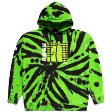 Load image into Gallery viewer, BLEACH KISUKE GRID HOODIE (TIE DYE)