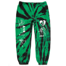 Load image into Gallery viewer, INUYASHA KAGOME SWEATPANTS (TIE DYE)