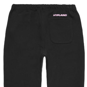HXH HISOKA SWEATPANTS (BLACK)