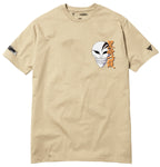 HOLLOW ICHIGO LOGO SHIRT (SAND)