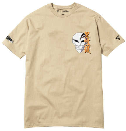 BLEACH HOLLOW ICHIGO SHIRT (SAND)