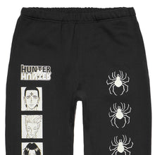 Load image into Gallery viewer, HXH PHANTOM TROUPE SWEATPANTS (BLACK)