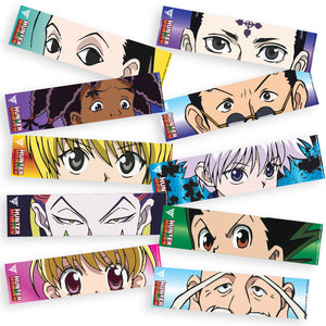 HUNTER X HUNTER EYES STICKER PACK