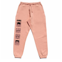 Load image into Gallery viewer, HXH CHARACTER SWEATPANTS (SALMON)