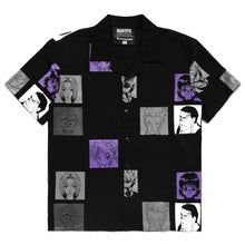Load image into Gallery viewer, HXH PHANTOM TROUPE BUTTON UP SHIRT (BLACK)