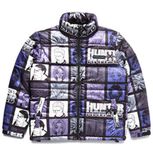 Load image into Gallery viewer, HXH PHANTOM TROUPE PUFFER JACKET (BLACK)