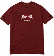 Load image into Gallery viewer, BLEACH ICHIGO PHASES SHIRT (MAROON)