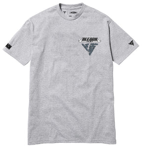 BLEACH ICHIGO SLICE SHIRT (HEATHER GREY)