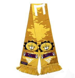 BLEACH KON SCARF (YELLOW)