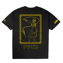 Load image into Gallery viewer, HXH KURAPIKA CHAIN SHIRT (BLACK)