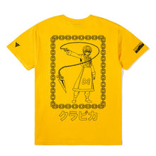 Load image into Gallery viewer, HXH KURAPIKA CHAIN SHIRT (GOLD)