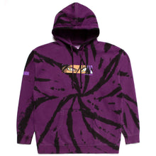 Load image into Gallery viewer, BLEACH YORUICHI EYES HOODIE (TIE DYE)