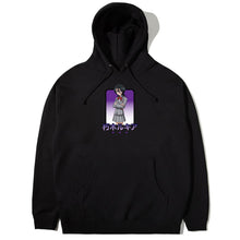 Load image into Gallery viewer, BLEACH RUKIA HOODIE (BLACK)