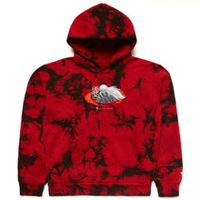 Load image into Gallery viewer, INUYASHA FLAME HOODIE (TIE DYE)