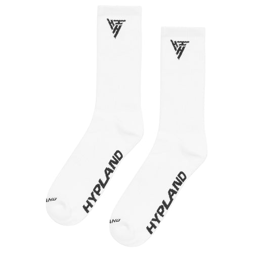 LOGO SOCK (WHITE)
