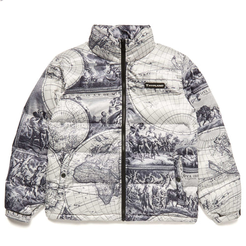 ANGELIC PUFFER JACKET (WHITE)