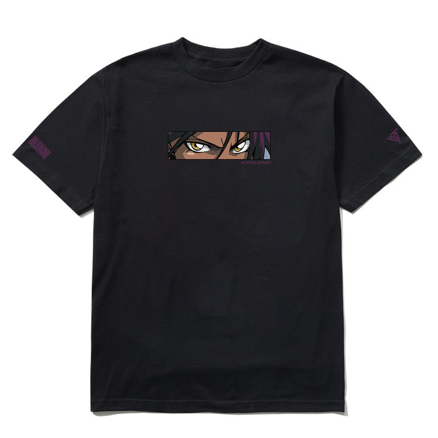 BLEACH YORUICHI EYES SHIRT (BLACK)