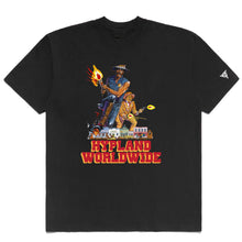 Load image into Gallery viewer, WESTERN BLM SHIRT (BLACK)