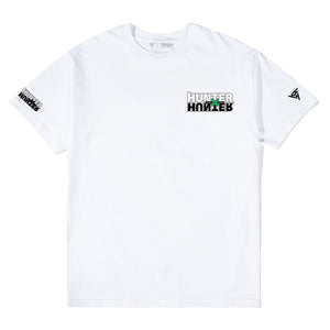 HXH COLOR CHARACTER SHIRT (WHITE)