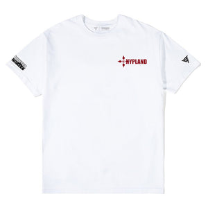 HXH CHROLLO SHIRT (WHITE)