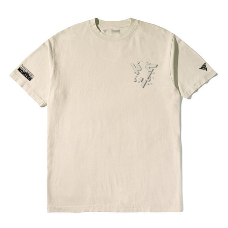 HXH GON BREAK THROUGH SHIRT (CREAM)