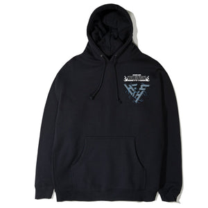 BLEACH GRIMMJOW BREAK THROUGH HOODIE (BLACK)