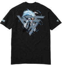 Load image into Gallery viewer, BLEACH GRIMMJOW SHIRT (BLACK)