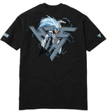 GRIMMJOW SHIRT (BLACK)