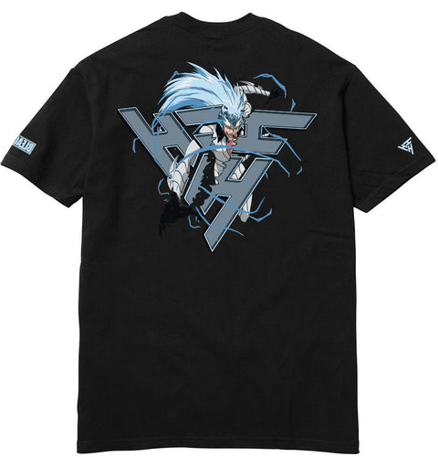 BLEACH GRIMMJOW SHIRT (BLACK)