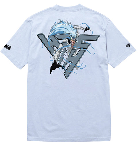BLEACH GRIMMJOW SHIRT (LIGHT BLUE)
