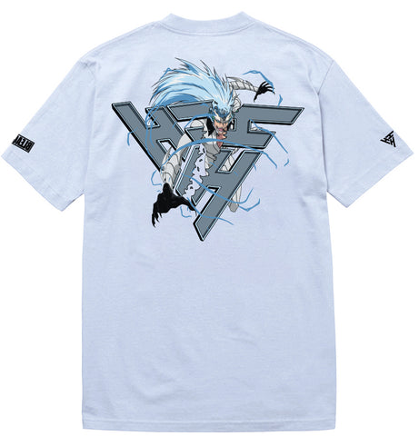 GRIMMJOW SHIRT (POWDER BLUE)