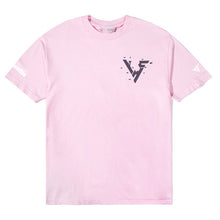 Load image into Gallery viewer, HXH HISOKA BREAK THROUGH SHIRT (PINK)