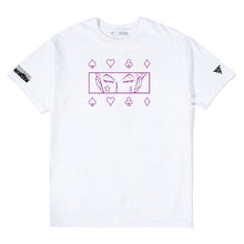 Load image into Gallery viewer, HXH HISOKA EYES SHIRT (WHITE)
