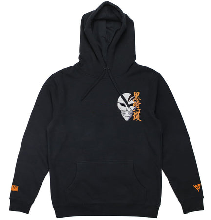 BLEACH HOLLOW ICHIGO HOODIE (BLACK)