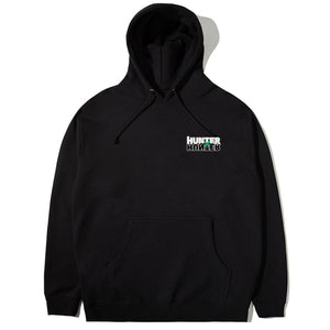 HXH COLOR CHARACTER HOODIE (BLACK)