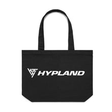 Load image into Gallery viewer, HXH HUNTER TROUPE TOTE BAG (BLACK)