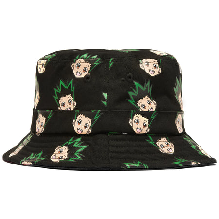 GON BUCKET HAT (BLACK)
