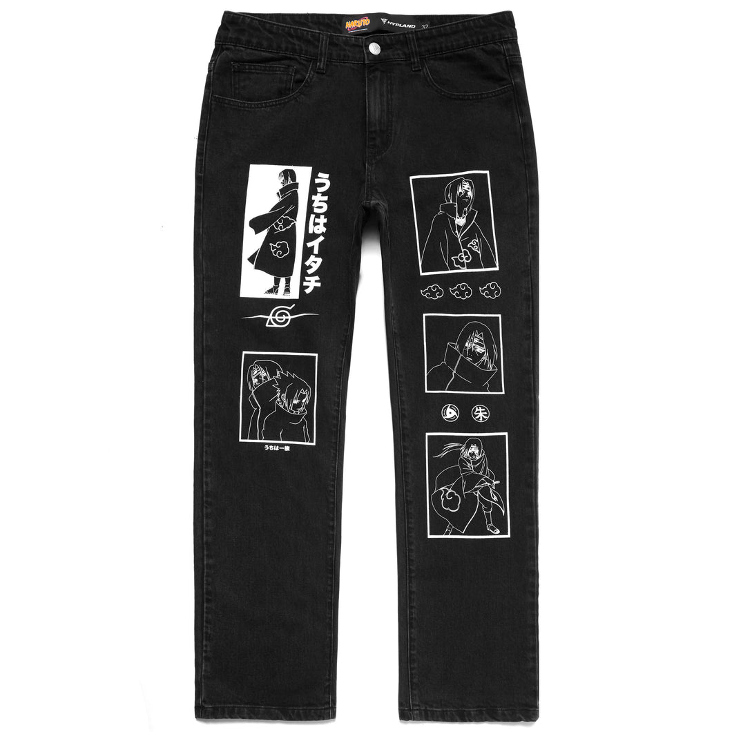 NARUTO ITACHI DENIM (DARK WASH)