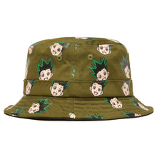 Load image into Gallery viewer, GON BUCKET HAT (OLIVE)
