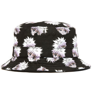 KILLUA BUCKET HAT (BLACK)