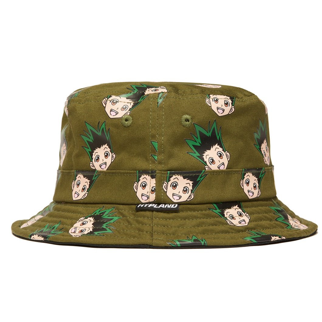 GON BUCKET HAT (OLIVE)